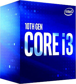 Процессор Intel Core i3 - 10100 BOX (BX8070110100 S RH3N)