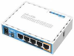 Wi-Fi маршрутизатор (роутер) MikroTik 952Ui-5ac2nD RouterBOARD (RB952UI-5AC2ND)